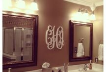 Master Bathroom / by Brandi Griffin
