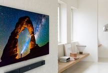 4K Televisions / We love 4K Televisions. These are the best of the best from brands like Sony and Seura!