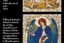 angels / Angels and if you haven't noticed my favorite is the archangel gabriel