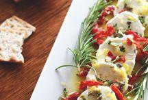 Salads/Cheese / by Erica Berkenpas