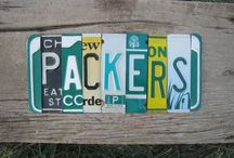 green bay packers. / by molly newborn
