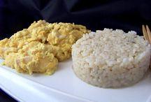 Pollo thailandese con cocco, zenzero