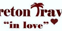 """Breton Travel """"in love"""" / Our Honeymoon suggestions will make your trip of a lifetime romantic and memorable. We can show you how easy a Destination Wedding can be!"""