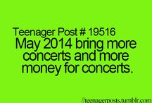 Teenager posts <3