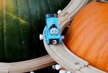 Halloween / Ghost Train party