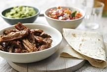 Slow-cooked, quick to scoff / A collection of slow-cooker / crock-pot ideas