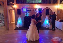 Rivervale Barn Weddings / Rivervale Barn wedding Entertainment and Disco photos