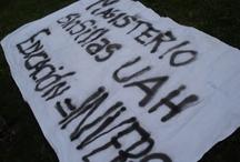 #MareaVerde 18Octubre2012 / Movilización a favor de la Educación Pública