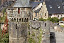 Bretaña y Normandía