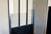 Cloison portes
