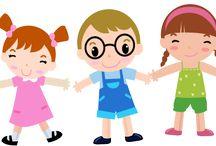 Crianças: Desenhos