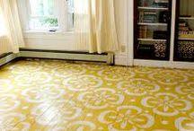flooring / by Jennifer Wilson Rembold