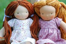 Custom dolls by Ani