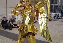 Saint Seiya cosplay