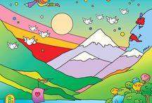60's psychedelia