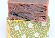 Gorgeous natural handmade soaps