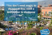 Travel Quotes /  http://www.cheap-holidays-tenerife.com