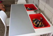 Mesas para jugar