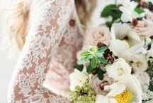 Refined Rose Wedding