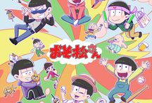 Osomatsu-san / Because they're so fucking cute they need their own folder