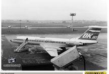 OK-AFA, TU 134 / OK-AFA, TU-134, Československé Aerolinie, foto Pavel Dolejš