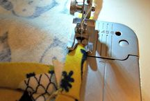 Sewing / by Christy Tognetti