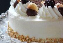 torta Malakoff torta del mistero