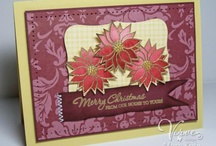 Christmas cards - Poinsettia Christmas from Verve