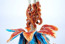 Beaded Art I like / All things with beads