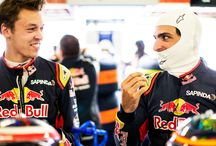 2016 SPANISH GRAND PRIX / 2016 Formula 1 Spanish Grand Prix, Barcelona - Scuderia Toro Rosso: Carlos Sainz, Daniil Kvyat, STR11.