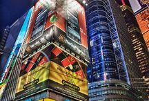 NYC Trip / by Reina Porritt