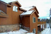 Silverthorne Mountain Homes / by Key To The Rockies Vacation Rentals