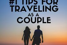 Travel Tips / Travel tips, travel hacks, tips for first time travelers, planning tips, housesitting, budget travel, travel apps, street food without getting sick, travel mindset