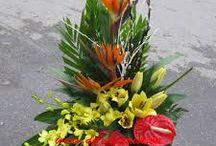 květinové aranže
