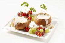 Feestmenu met brood / Feestdagen en brood, inspiratie voor een heerlijk broodmenu!