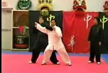 Tai chi strike methods
