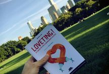 Loveting! in Central Park: grazie Avy Candeli!