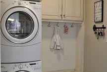 Laundry mud room ideas