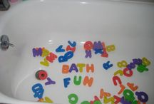 Learning Letters and Sounds / Ideas to help kids master the basics.