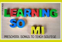 Solfege songs