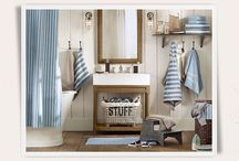 Boys/Guest Bathroom / by Brooke Gardner