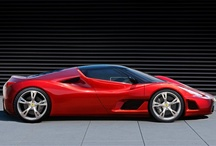 Dream cars / by Frank Filipponio
