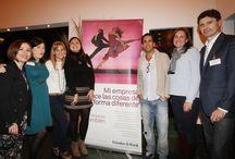 Encuentros con valores - Sevilla (noviembre 2015) / Encuentro en Sevilla entre organizaciones clientes de Triodos Bank del sector cultural y particulares que trabajan con banca ética