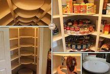 New House cupboard ideas