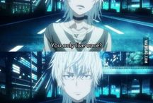 Anime stuff ! / Anime quotes, pictures, love moments, funny moments etc