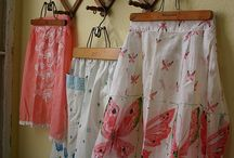 Vintage aprons / by Debby Grice