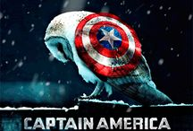 CAPTAIN AMERICA / CaptainAmerica 1 & 2-including The Winter Soldier / by Pierre McNeil Group LLC