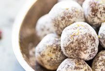 Protein/energy balls