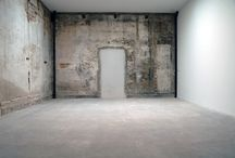 # empty space