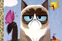 Picturebooks: Grumpy Characters